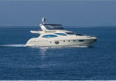 Almaz charter yacht