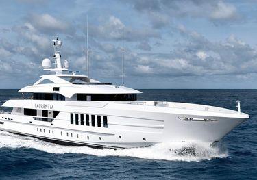 Laurentia charter yacht