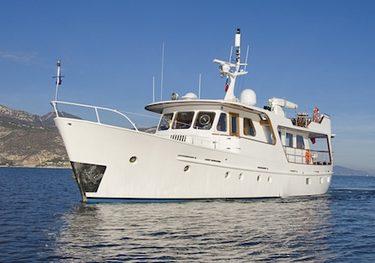 Labrador charter yacht