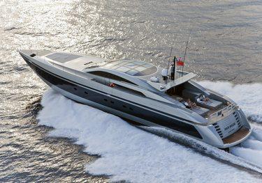 High Roller charter yacht
