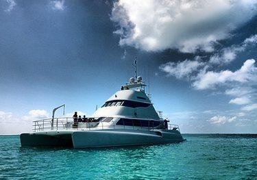 Bolder Won charter yacht