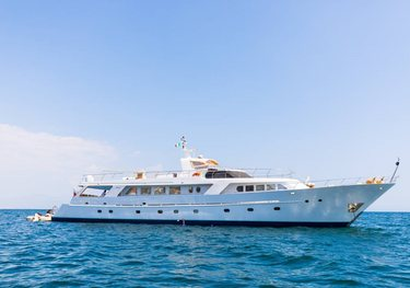 India charter yacht