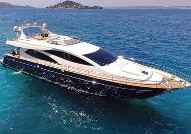 888 charter yacht