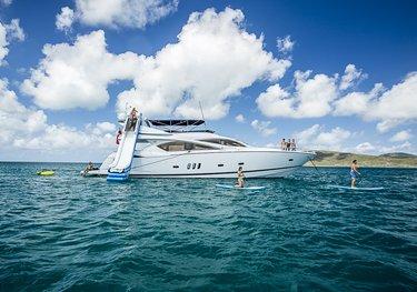 Alani charter yacht