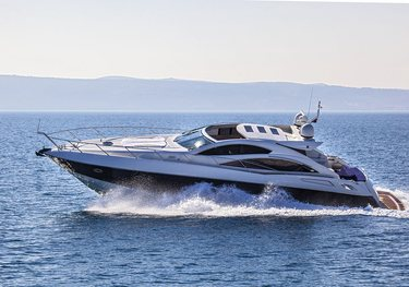 Legend charter yacht