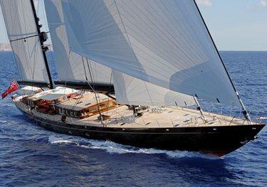 Marie charter yacht