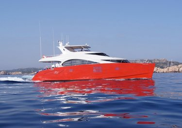 Mas charter yacht