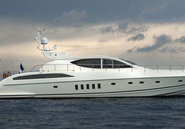Aston charter yacht