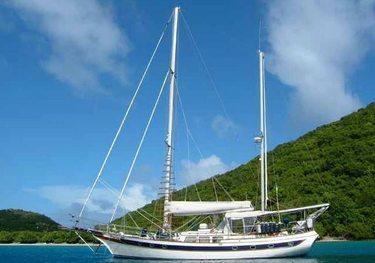 Crystal Clear charter yacht