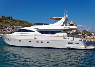 Aqva charter yacht