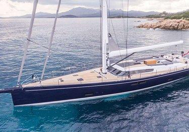 Jikan charter yacht