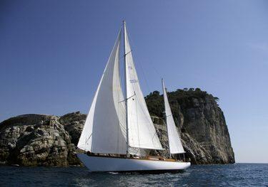 Condor of Bermuda charter yacht