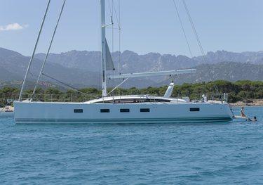 ARGENTOUS charter yacht