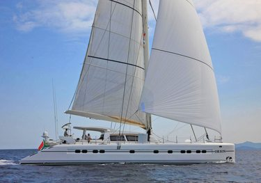 Olympos charter yacht
