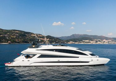 Royal Falcon One charter yacht