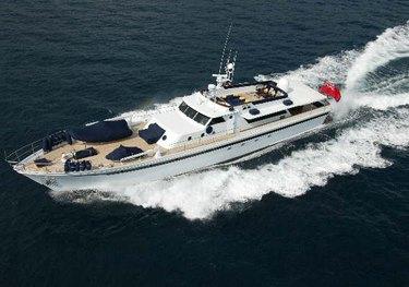 Chantella charter yacht