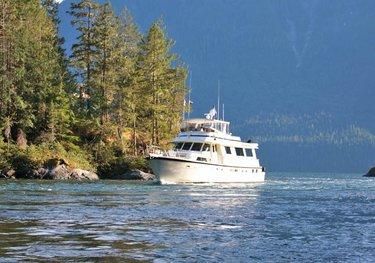 Northern Light charter yacht