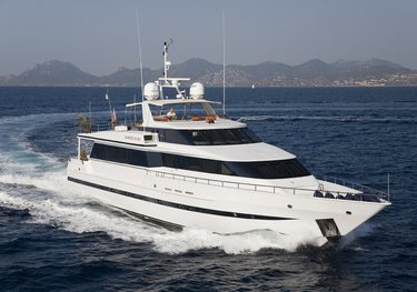 Heartbeat Of Life charter yacht