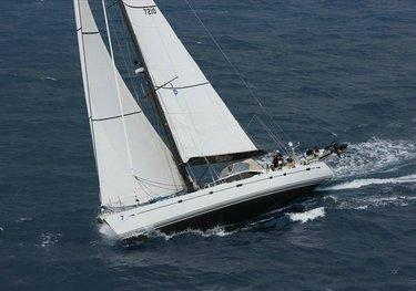 Magrathea charter yacht
