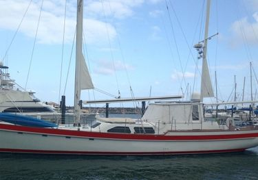 Come Sail Away charter yacht