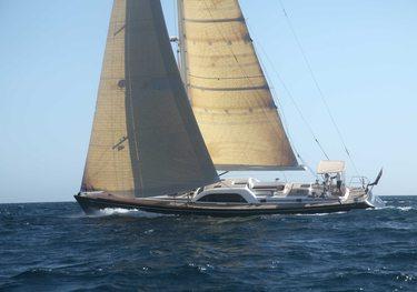 Constanter charter yacht