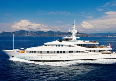 Lou Spirit charter yacht