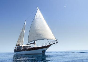 Epicurus I charter yacht