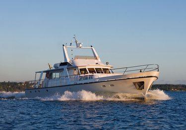 Stella Nova charter yacht