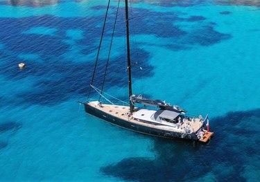 Swan 78 charter yacht