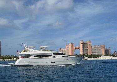 Sioux Empress charter yacht