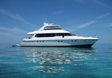 Companionship charter yacht