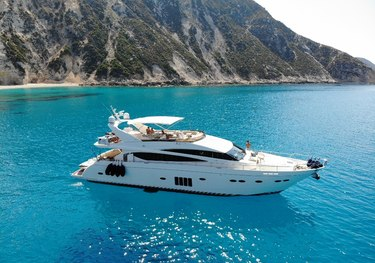 Gia Sena charter yacht