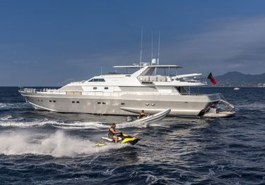 Timeless (delete) charter yacht