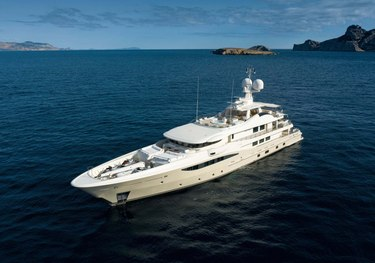 Addiction charter yacht