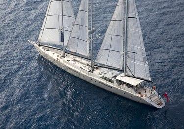 Yamakay charter yacht