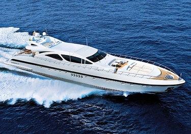 Martha charter yacht
