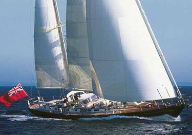 Melinka charter yacht