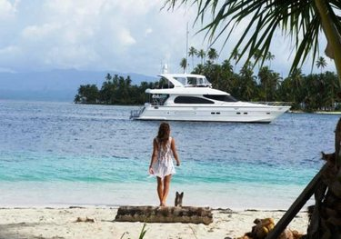 Vinco charter yacht