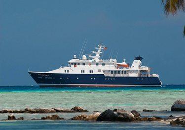 Hanse Explorer charter yacht