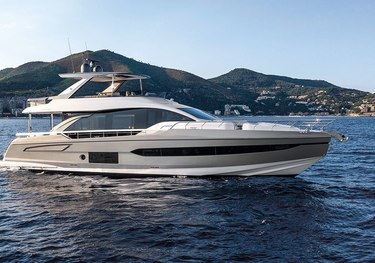 Imagine charter yacht