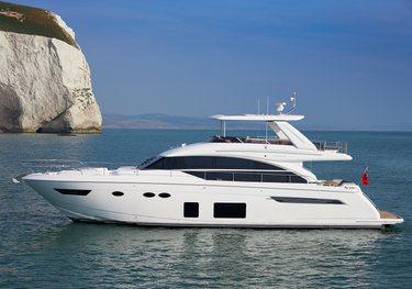 Skimmer charter yacht
