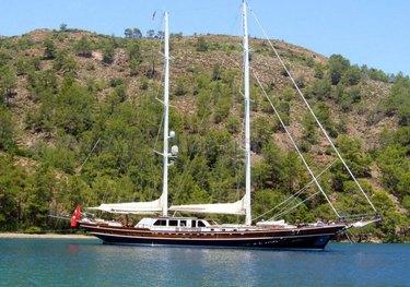 Babylon charter yacht