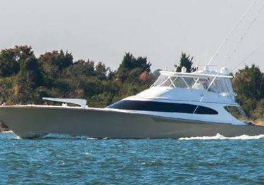 Viking 80-734 charter yacht