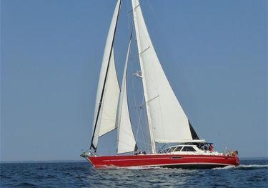 Mustang charter yacht