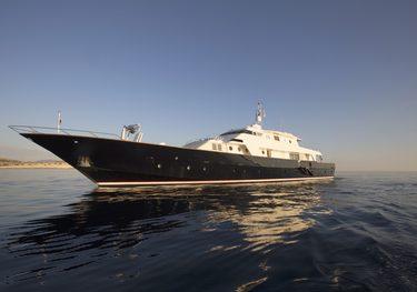 Libra Y charter yacht