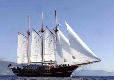 Bahriyeli C charter yacht