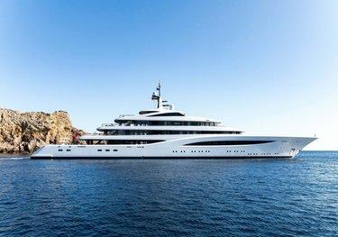 Faith charter yacht
