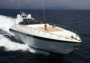 Morfise charter yacht