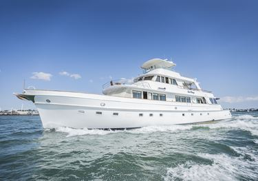 Sea Breeze III charter yacht