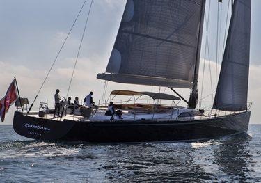 Crossbow charter yacht